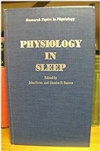 Fb2 Physiology in Sleep (Research topics in physiology) ePub