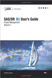 Fb2 SAS/OR 9.1 User's Guide: Project Management, Volumes 1 and 2 ePub