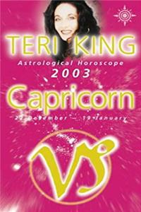 Fb2 Teri King's Astrological Horoscope for 2003: Capricorn (Teri King's astrological horoscopes for 2003) ePub