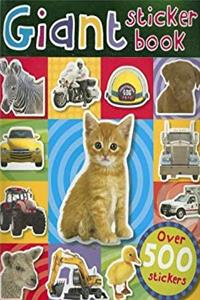 Fb2 Giant Sticker Book (Giant Sticker Books) ePub