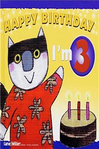 Fb2 Happy Birthday - I'm 3 (The Happy Birthday Books) ePub