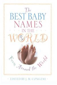 Fb2 The Best Baby Names in the World, from Around the World ePub