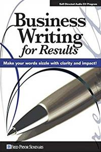 Fb2 Business Writing for Results ePub