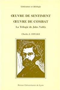 Fb2 ¦uvre de sentiment, oeuvre de combat (French Edition) ePub