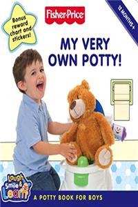 Fb2 Potty Book for Boys. (Fisher-Price Laugh, Smile and Learn) ePub