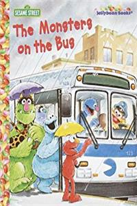 Fb2 The Monsters on the Bus (Sesame Street Jellybean Books(R)) ePub