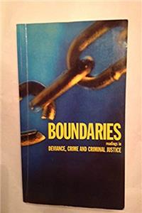 Fb2 Boundaries , Readings in Deviance, Crime and Criminal Justice ePub