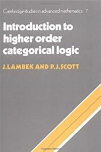 Fb2 Introduction to Higher-Order Categorical Logic (Cambridge Studies in Advanced Mathematics) ePub