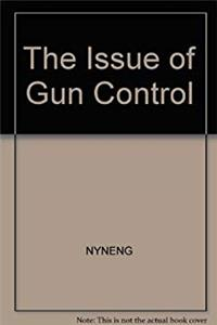 Fb2 The Issue of gun control (The Reference shelf) ePub