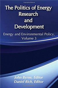 Fb2 The Politics of Energy Research and Development (Energy Policy Studies) ePub