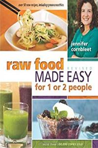 Fb2 Raw Food Made Easy for 1 or 2 People, Revised Edition ePub