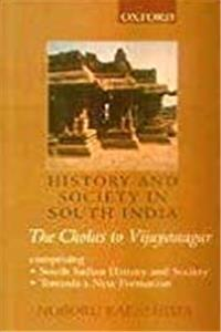 Fb2 History and Society in South India ePub