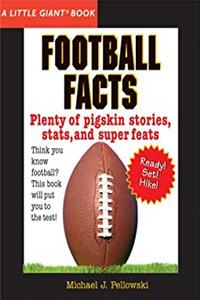 Fb2 A Little Giant® Book: Football Facts (Little Giant Books) ePub
