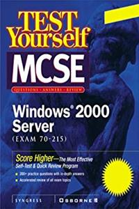 Fb2 Test Yourself MCSE Windows 2000 Server (Exam 70-215) ePub