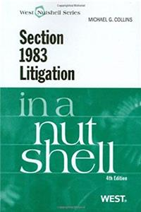 Fb2 Section 1983 Litigation in a Nutshell (Nutshells) ePub