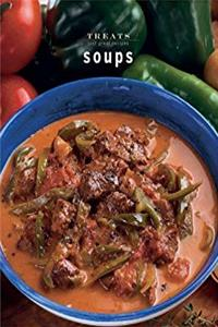Fb2 Soups: Just Great Recipes (Treats series) ePub