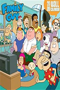 Fb2 Family Guy 2009 Calendar ePub
