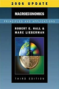 Fb2 Macroeconomics: Principles and Applications, 2006 Update (with InfoTrac) ePub
