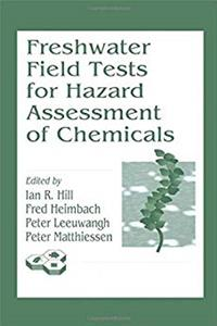 Fb2 Freshwater Field Tests for Hazard Assessment of Chemicals ePub