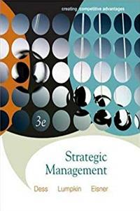 Fb2 Strategic Management: Creating Competitive Advantage with Online Learning Center access card ePub