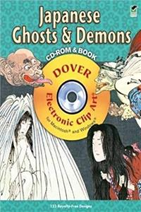 Fb2 Japanese Ghosts and Demons CD-ROM and Book (Dover Electronic Clip Art) ePub