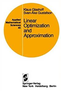Fb2 Linear Optimization and Approximation: An Introduction to the Theoretical Analysis and Numerical Treatment of Semi-infinite Programs (Applied Mathematical Sciences) ePub