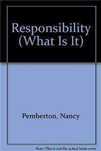 Fb2 Responsibility (What Is It) Values to Live By series ePub