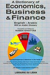 Fb2 A Dictionary of Economics, Business  Finance (English-Arabic) ePub