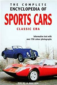 Fb2 Sports Cars: Classic Era (Complete Encyclopedia) ePub