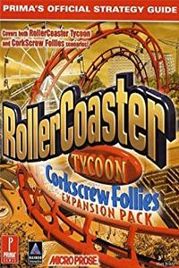 Fb2 RollerCoaster Tycoon: Corkscrew Follies (Prima's Official Strategy Guide) ePub