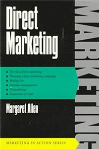 Fb2 Direct Marketing (Marketing in Action) ePub