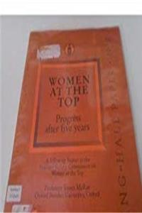 Fb2 Women at the Top: Progress After 5 Years ePub