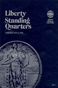 Fb2 Coin Folders Quarters: Liberty Standing (Official Whitman Coin Folder) ePub