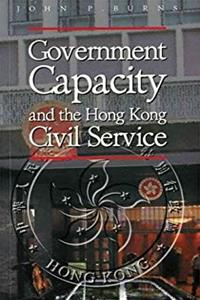Fb2 Government Capacity and the Hong Kong Civil Service ePub