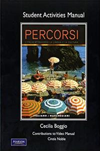 Fb2 Student Activities Manual for Percorsi: L'Italia attraverso la lingua e la cultura ePub