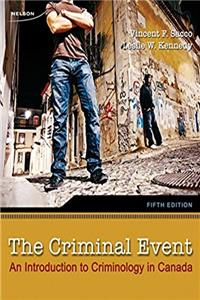 Fb2 Criminal Event An Introduction to Criminology in Canada ePub