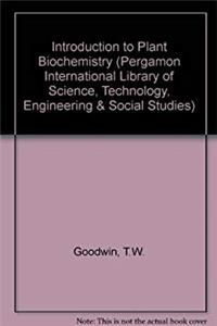 Fb2 Introduction to Plant Biochemistry (Pergamon International Library of Science, Technology, Engineering  Social Studies) ePub