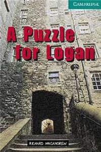 Fb2 A Puzzle for Logan Level 3 Book with Audio CDs (2) Pack (Cambridge English Readers) ePub