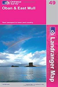 Fb2 L/R Map 049 Oban  East Mull (Landranger Maps) (OS Landranger Map) ePub