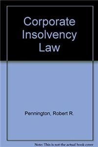 Fb2 Pennington's Corporate Insolvency Law ePub