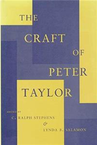 Fb2 The Craft of Peter Taylor ePub
