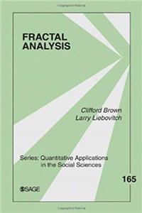 Fb2 Fractal Analysis (Quantitative Applications in the Social Sciences) ePub