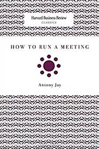 Fb2 How to Run a Meeting (Harvard Business Review Classics) ePub